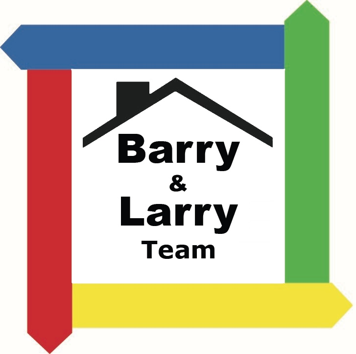Barry and Larry Logo