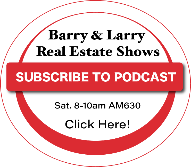 Barry and Larry Podcast